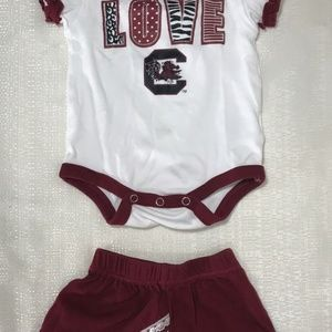 USC Gamecocks Outfit